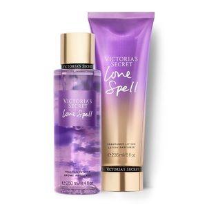 Victoria's Secret Love Spell Bundle